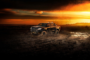 2018 Chevrolet Colorado ZR2 Crew Cab Wallpaper