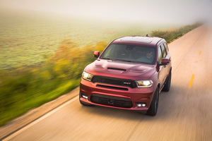2018 Dodge Durango SRT Wallpaper