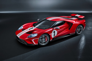 2018 Ford GT 67 Heritage Edition Wallpaper