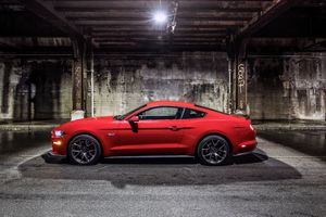 2018 Ford Mustang 5k Wallpaper