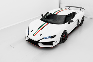 2018 Italdesign Zerouno Wallpaper