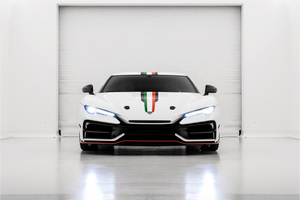 2018 Italdesign Zerouno Front View Wallpaper