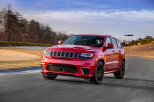 2018 Jeep Grand Cherokee Trackhawk HD