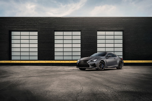 2018 Lexus RC F Wallpaper