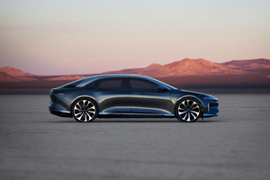 2018 Lucid Air Launch Edition Prototype Wallpaper