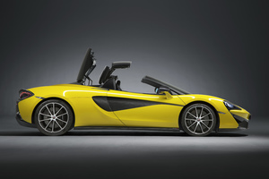 2018 McLaren 570S Spider 4k Wallpaper