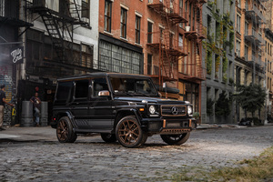 2018 Mercedes AMG G 65 Final Edition 4k Wallpaper