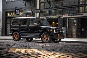 2018 Mercedes AMG G 65 Wallpaper