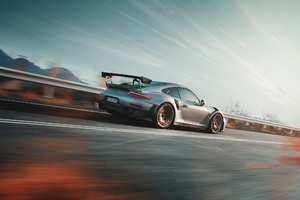 2018 Porsche 911 GT2 RS Car Wallpaper