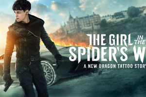 2018 The Girl In The Spiders Web 8k Wallpaper