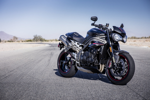 2018 Triumph Speed Triple 1050 RS Wallpaper