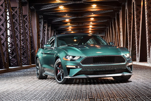 2019 Ford Mustang Bullitt Wallpaper