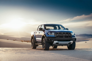2019 Ford Ranger Raptor Wallpaper