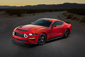 2019 Ford Series 1 Mustang RTR Wallpaper