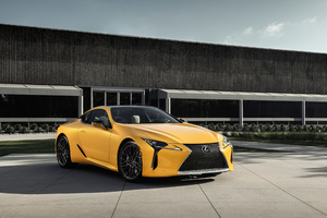 2019 Lexus LC 500 Inspiration Concept Wallpaper