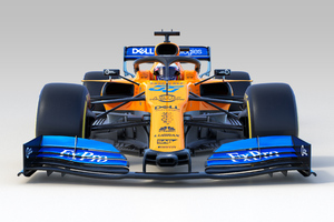 2019 Mclaren Mcl34 Wallpaper