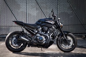 2020 Harley Davidson Streetfighter Wallpaper