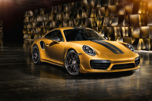 25 Years Porsche Exclusive Series Porsche 911 Turbo Wallpaper