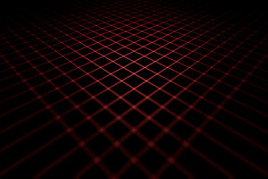 3d Abstract Lines Wallpaper