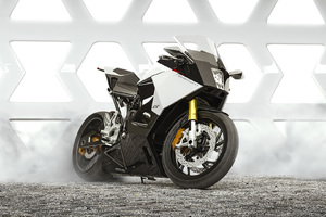 3D Motorcycle Wallpaper