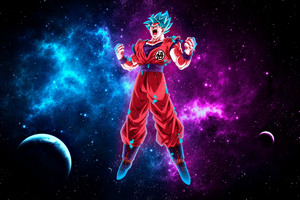 4k Goku Dragon Ball Super