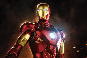 4k Iron Man 2018 Wallpaper