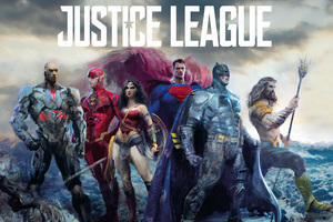 4k Justice League Artwork