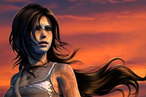 4k Lara Croft Tomb Raider Artistic Artwork Wallpaper