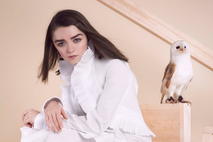4k Maisie Williams 2018