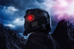 4k Star Lord Wallpaper