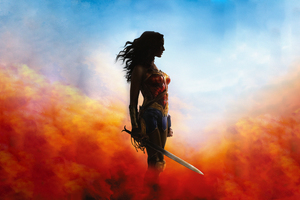 4k Wonder Woman 2018 Wallpaper