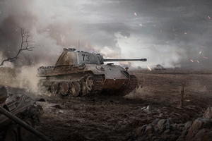 5k World Of Tanks