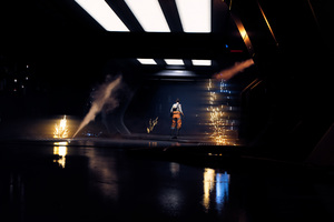8k Star Wars Battlefront II Wallpaper