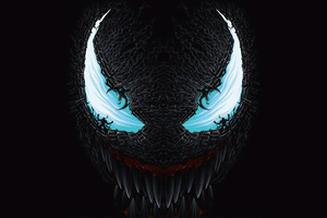 8k Venom Wallpaper