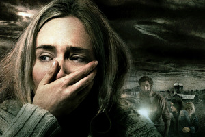 A Quiet Place Movie 2018 Emily Blunt Wallpaper