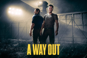 A Way Out 2018 Wallpaper