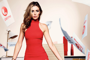 Abbey Clancy Britains Next Top Model Wallpaper