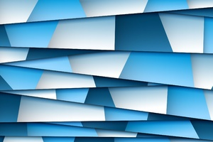 Abstract Blue Texture Wallpaper