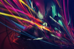 Abstract Colorful Background Hd Wallpaper