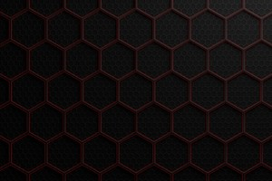 Abstract Cycles Blender 3d Red Wallpaper