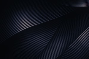 Abstract Dark Shapes Light 4k