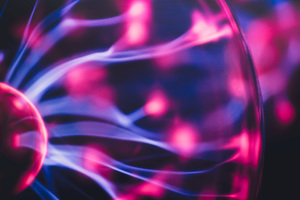 Abstract Energy Glow 4k Wallpaper