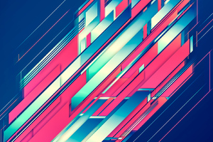 Abstract Graphic Design Wallpaper