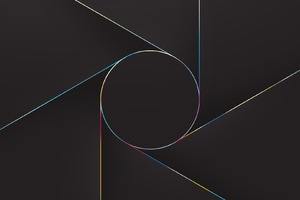 Oneplus 3 stock hd abstract 4k wallpapers images backgrounds abstract lines circle voltagebd Choice Image