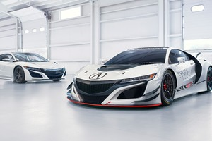 Acura Nsx Gt3 8k Wallpaper
