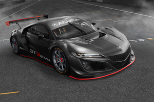 Acura NSX GT3 Evo 2019 Wallpaper