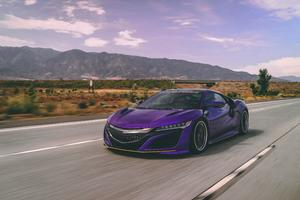Acura NSX Supercar 5k Wallpaper
