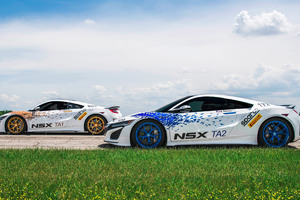 Acura NSX Supercar Wallpaper
