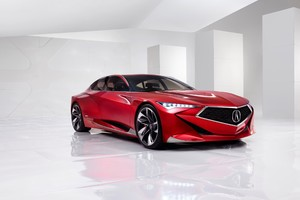 Acura Precision Concept Wallpaper