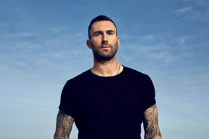 Adam Levine 5K Wallpaper